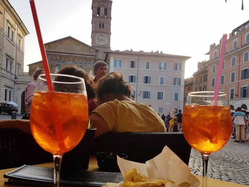 Spritz in Rome